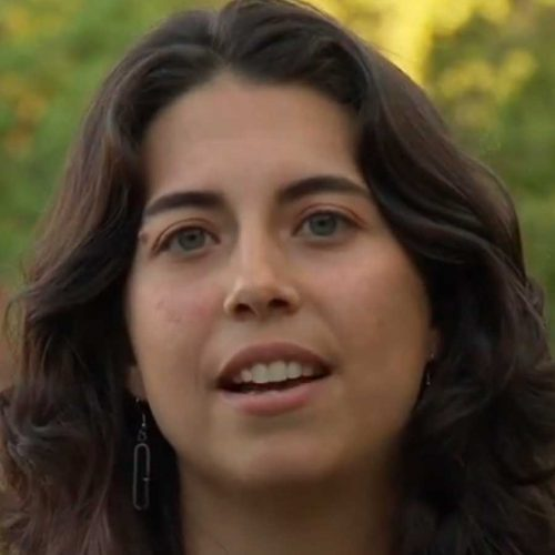 Conservation biologist Marita Davison