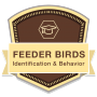 Feeder Birds: Identification and Behavior badge