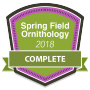 Spring Field Ornithology—Northeast badge