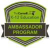 Cornell K-12 Ambassador Program badge