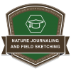 Nature Journaling and Field Sketching badge