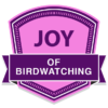Joy of Birdwatching badge