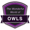 The Wonderful World of Owls badge