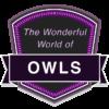 The Wonderful World of Owls badge