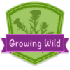 Growing Wild: Gardening for Birds and Nature badge